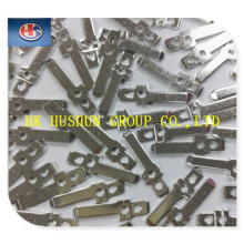 Provide Male Pin Used in The 3 Pins Plug, Brass Male Pin with Nickel Plating (HS-MP-001)