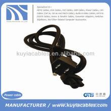 250V 10A AU Plug to C15 Socket Power Cable pour PC / Rice Cooker 1M