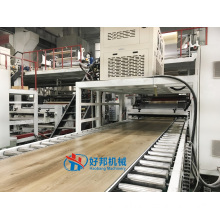 UV FIREPROOF SPC FLOOR MACHINE LINE