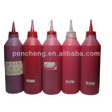 Pigmento de maquiagem em emulsão permanente e tinta de tatuagem de 22 cores Fornecimento de matérias-primas para OEM