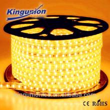 AC220V Impermeável levou Strip Light 5050 Kingunionled