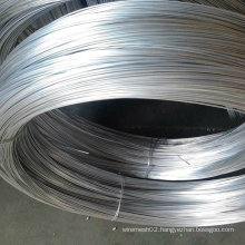 Galfan Wire/Zn-Al-Alloy Coating Iron Wire