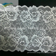 Lace Fabric Bonded With Polyester Fabric For Everything Dress