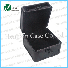 Aluminum Single Watch Cases Box Black (HX-L1004)