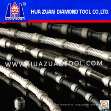Sierra de hilo de diamante para cantera de granito (HZ277)