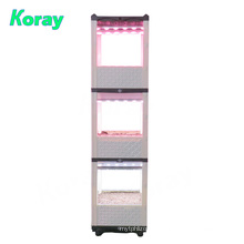 Home Vertical Farming Box Plant LED grow Lights for Indoor Vegetable Garden Raised-Bed Planting