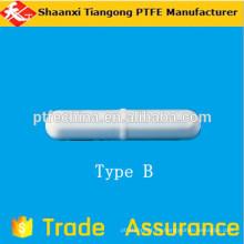 Ptfe barra de agitación magnética para la barra redonda de laboratorio