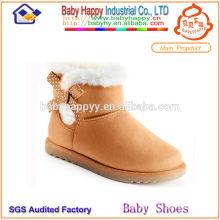 Botas de los niños del invierno del alto-top de las ventas superiores de China