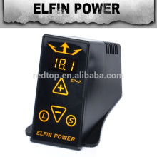 High quality New Design Mini Elfin Tattoo Power Supply EP-2 (with CE )