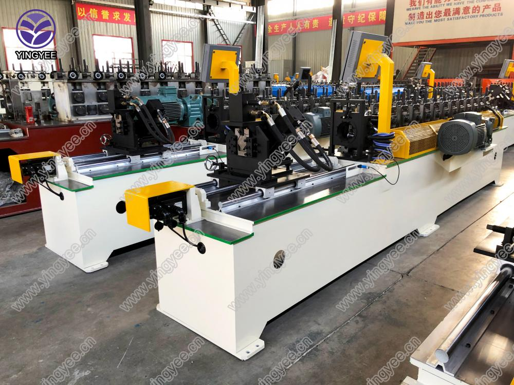 Angle Roll Forming Machine From Yingyee004