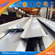 6061 6005 6063 perfil de alumínio extrudado