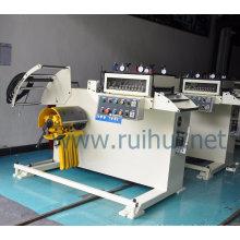 Máquina Uncoiler Add Gear Lubrication System