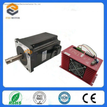 Brushless DC Motor 310V 940W with Drive High Speed