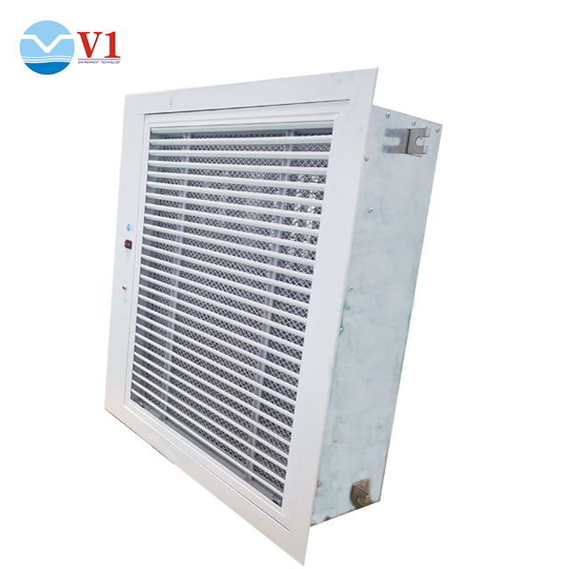 Air Return Type Air Cleaner 4