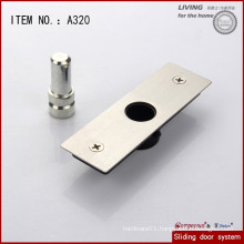 High quality stainless steel bottom door pivot hinge