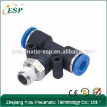China Lieferanten pneumatische Armaturen, pneumatische Palistc Armaturen, Armaturen