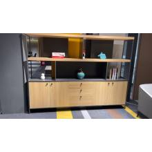Dious furniture office equipment  industrial  book file storage drawers cabinet sliding doors wood filing cabinet