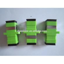 Adaptador de Fibra Óptica de Simples SC APC / UPC de baixa perda de alta qualidade (<= 0,2 dB)