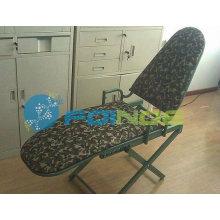 Chaise dentaire portative (modèle: couleur de camouflage FNP30) (homologué CE)