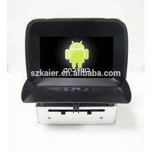 Vier Kern! Auto-dvd Android 6.0 für Ford Tourneo mit 8 Zoll kapazitivem Schirm / GPS / Spiegel-Verbindung / DVR / TPMS / OBD2 / WIFI / 4G