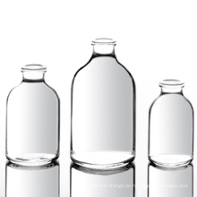 Clear Form Injektion Vials für Antibiotika, ISO / Sfda 20mm USP Typ I, II, III