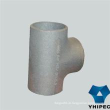 316L 316L encaixe de tubulação de aço inoxidável Tee com CE