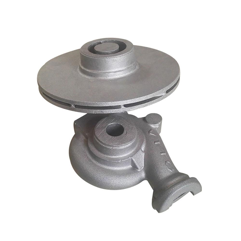 Aluminum Casting Pump Impeller 2 Jpg