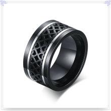 Men′s Fashion Stainless Steel Jewelry Finger Ring (SR785)