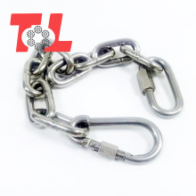 1/4 Stainless Steel Chain Long Link Chain
