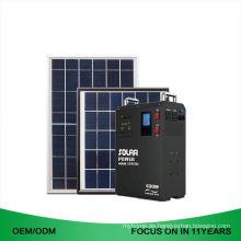 Aus Grid-Wohn-Solar-Generator-System 220V Solar Power Generator