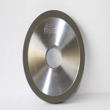 Métal et résine lien diamant plat roue
