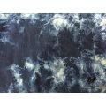 100% coton Denim Tissu Tie-Dyed (ART n ° UTG72131)