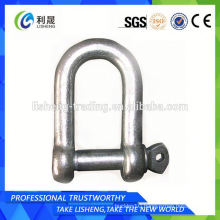 Shackle Type Snatch Pulley Blocks