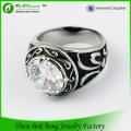 Fashion Ring with Big Stone Designs