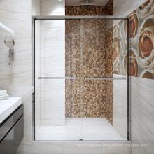 Seawin home used aluminum Hardware Frame glass sliding Shower Doors