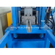 Máquina perfiladora de pared seca con panel de forma de pinzas de acero ligero