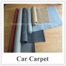 Atacado Mais Populares 100% Poliéster Car Carpet