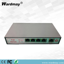 Hot Sell 4chs Switcher POE industri-kelas