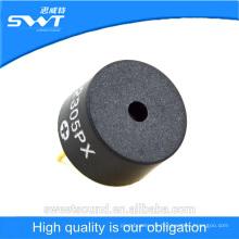12 * 7,5 mm dc buzzer magnético activa tipo de circuito 5vdc alarma de alarma calidad de elección