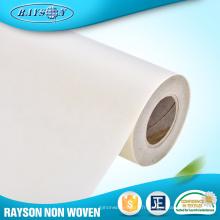 Nouveau tissu non-tissé de filtration de polypropylène de produit de tendance
