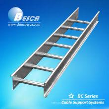 Bandeja de escada de alumínio de 15 pés