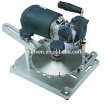 Profissional 80w poder Handheld máquina de perfurador de broca universal portátil elétrica torção broca moedor de bits