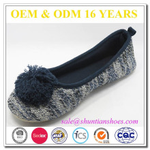 New China Cheap Quiet Ballet Slippers For Girls