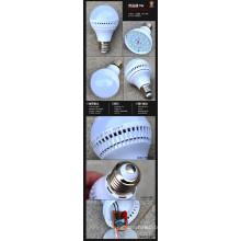 Bulbo interior 7W do diodo emissor de luz, iluminação interna do diodo emissor de luz