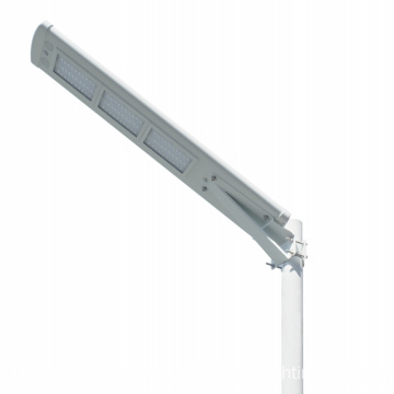 30w 50w 80w New Integrated solar led lampu jalan