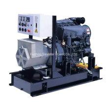 25kw bis 200kw Deutz Air Cooled Diesel Generator Set