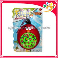 Cute cartoon bird design fishing toy,flashing fishing toy with fishing rod,with music