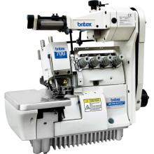 Máquina de costura de Overlock elástico de alta velocidade Super 4-Thread br-700-4/Lfc-2