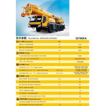 XCMG Mobil Truck Crane Qy90ka
