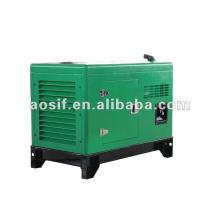Generador de energía silencioso de Yangdong 8KW con buena calidad bajo control ISO
